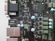 MSI moederborden op Computex