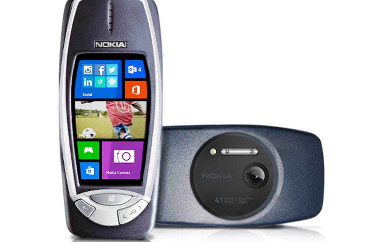 Nokia 3310 remake, SmartClippy, Shelfies