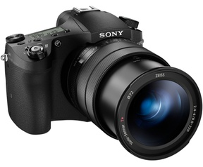 Sony Cyber-shot RX10 III Zwart