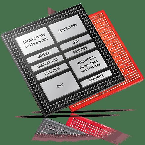 Qualcomm Snapdragon 210