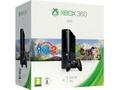 Goedkoopste Microsoft Xbox 360 Slim (2013) 4GB + Peggle 2 Zwart