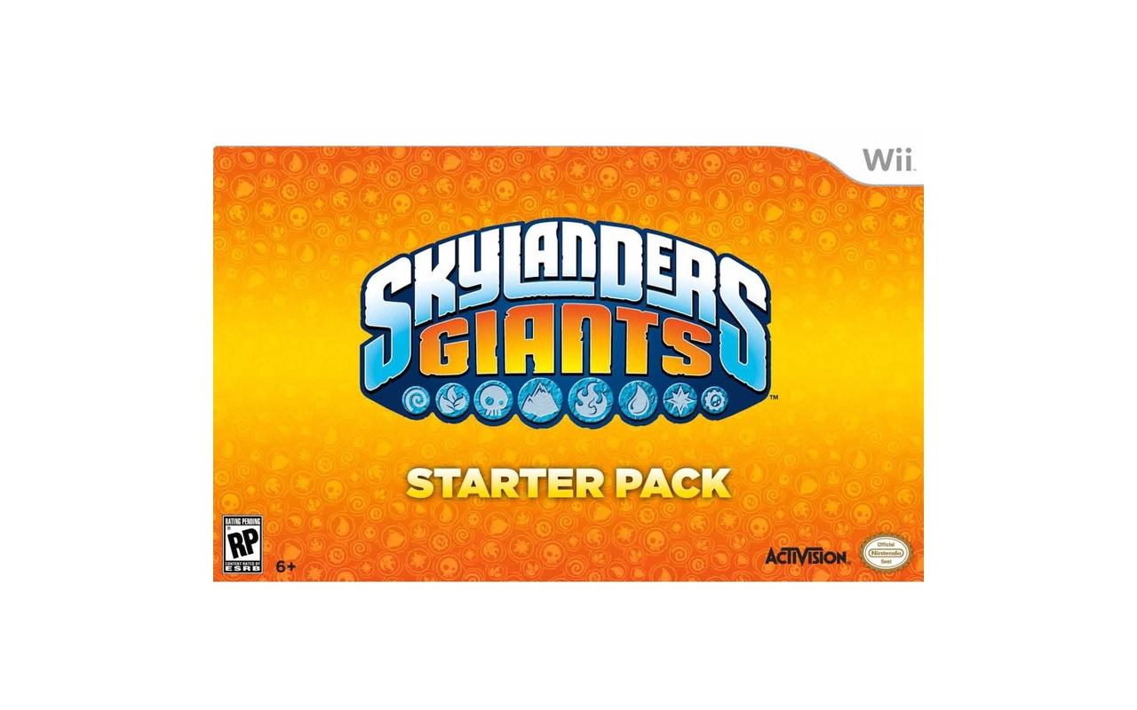 Activision Skylanders: Giants Starter Pack