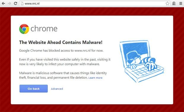 nrc malware