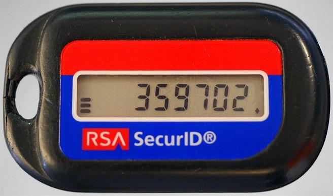 RSA Security SecurID