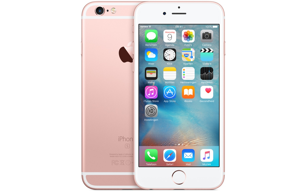 IPhone 6s - Specificaties - Apple (NL)