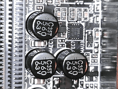 Geheugen VRM MOSFET driver