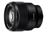 Sony 100mm f/2.8 en 85mm f/1.8