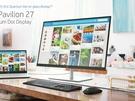HP Pavilion 27 beeldscherm
