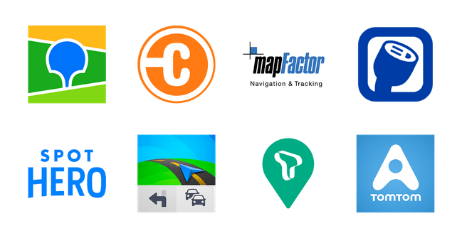 Android Auto-apps