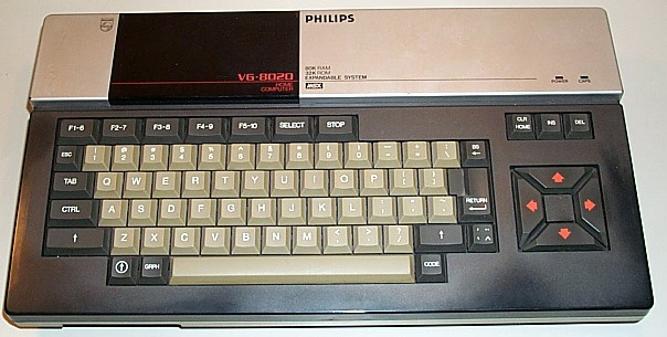 Philips VG-8020 MSX-computer