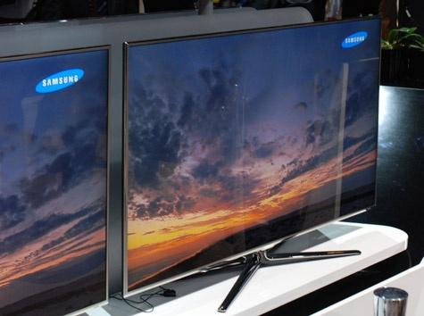 Samsung LED D8000 inleiding