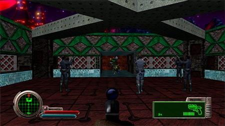 Marathon 2 (Aleph One) screenshot