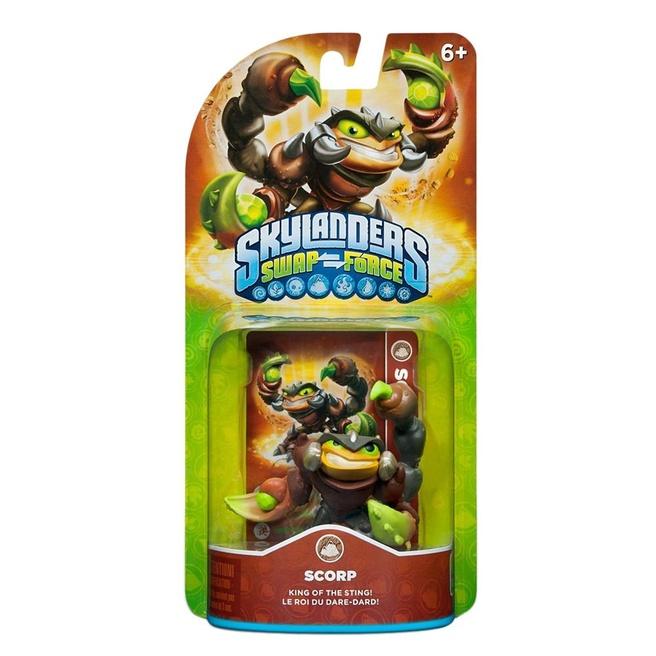Skylanders Swap Force Scorp, Nintendo 3DS, PlayStation 3, PlayStation 4, Wii, Wii U, Xbox 360, Xbox One