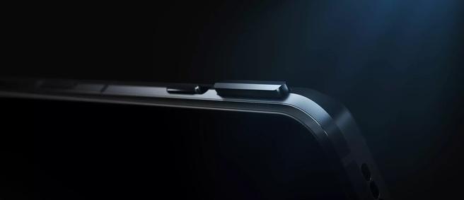 Black Shark 4-schouderknop