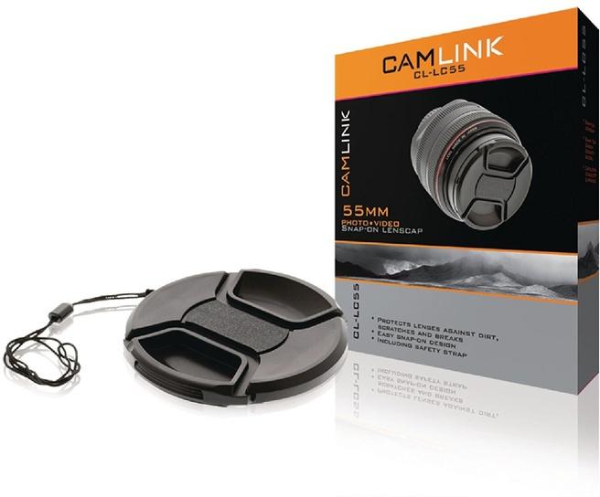 CamLink Snap-On Lensdop 55mm