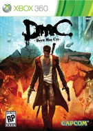 Box DmC: Devil May Cry