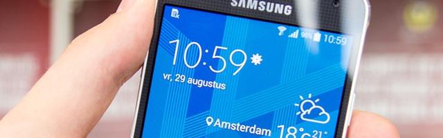 Gerucht: Samsung stopt eind februari met productie Galaxy