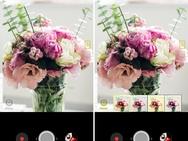 LG Vision AI op V30