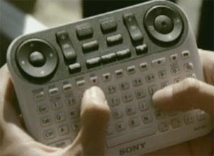 Sony Google TV controller remote