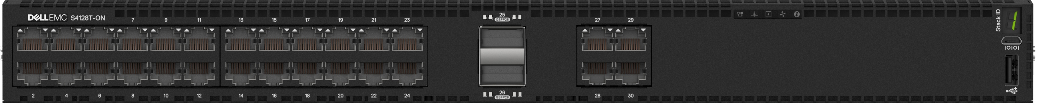 Dell S4128T - Kenmerken - Tweakers