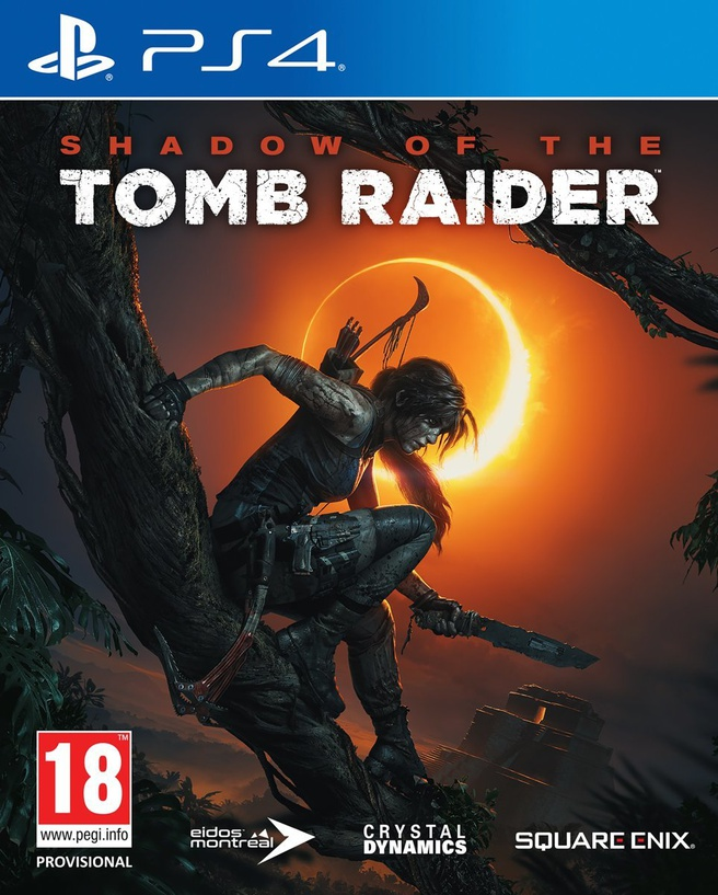 Shadow of the Tomb Raider, PlayStation 4