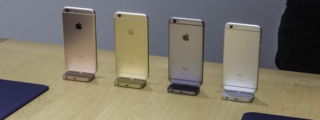 iPhone 6S en 6S Plus
