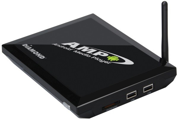AMP1000 Android Media Player van Diamond Multimedia