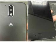 Gelekte beelden Moto G4