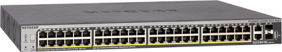 Netgear Prosafe S3300-52X-PoE+