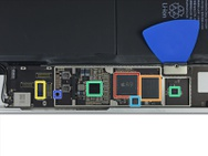 Teardown Apple iPad 5 (bron: iFixit)