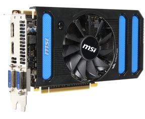 MSI N650Ti-2GD5 BE