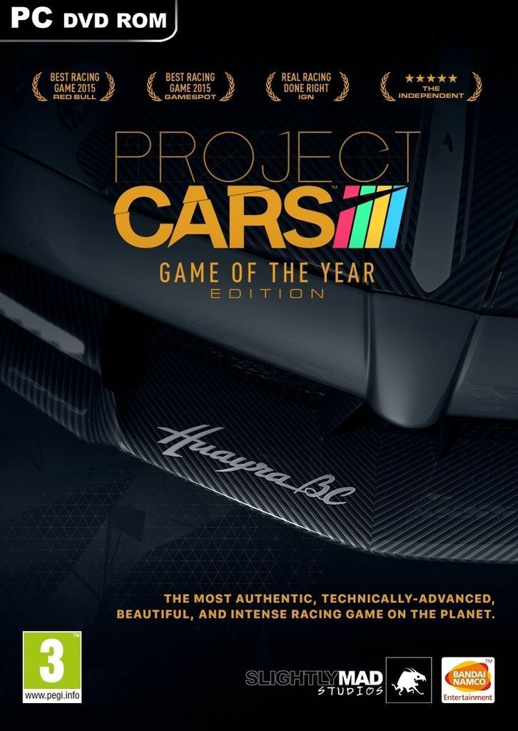 project cars game of the year edition pc windows. Black Bedroom Furniture Sets. Home Design Ideas