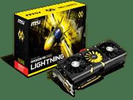 Productfoto's MSI R9 290X Lightning