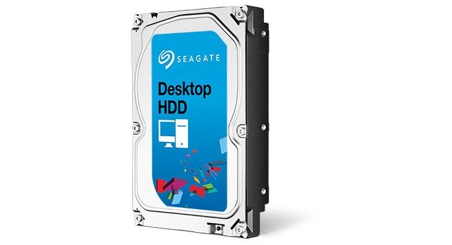 Seagate Desktop HDD, 8TB
