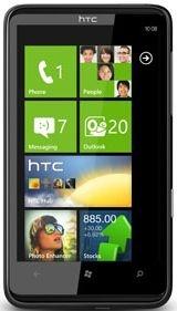 HTC HD7 float