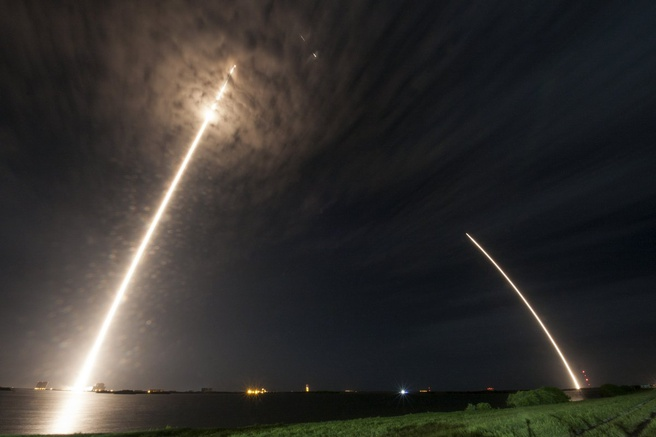 SpaceX Falcon 9 CRS-9 Dragon