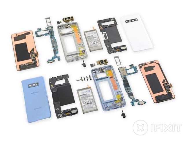 Fingerprint scanner and USB port Samsung Galaxy S10 can not