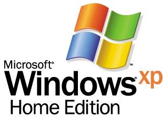 Windows XP Home logo