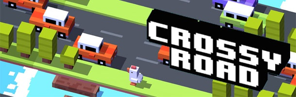 Header Crossy Road