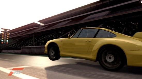 Een Porsche met zoveel tractie dat hij los komt