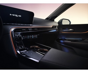 Toyota Mirai interieur