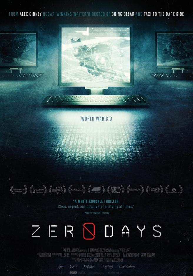 Zero Days-poster