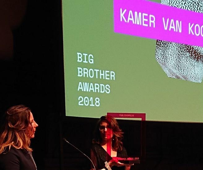 Big Brother Awards 2018 KvK