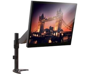 B-Tech Full Motion Single Arm Flat Screen Desk Mount