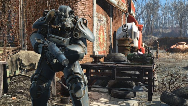 Fallout 4 High Res Textures