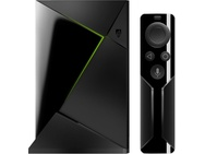 Nvidia Shield TV (16 GB, 2017, Remote only) Zwart Zwart