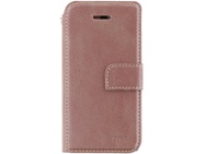 Goedkoopste Molan Cano Issue Book Case - Apple iPhone X (5.8'')  Rosé Goud