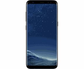 Samsung Galaxy S8 Zwart