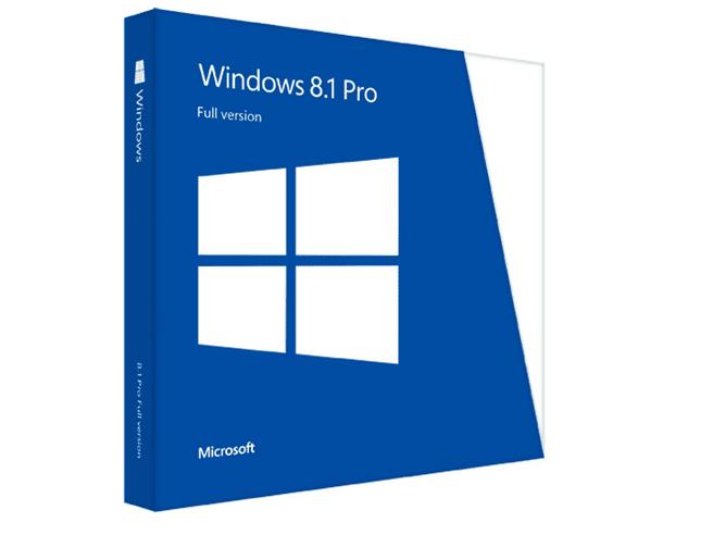 Microsoft Windows 8.1 Pro EN Retail