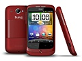 HTC Wildfire Rood